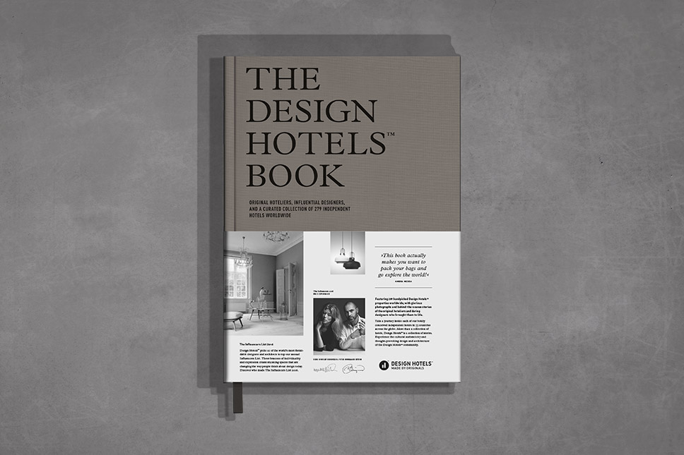 The Design Hotels Book 2017 Billeder Og Information Om