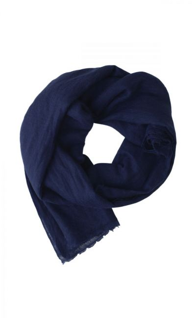 Aiayu - Poon scarf, navy