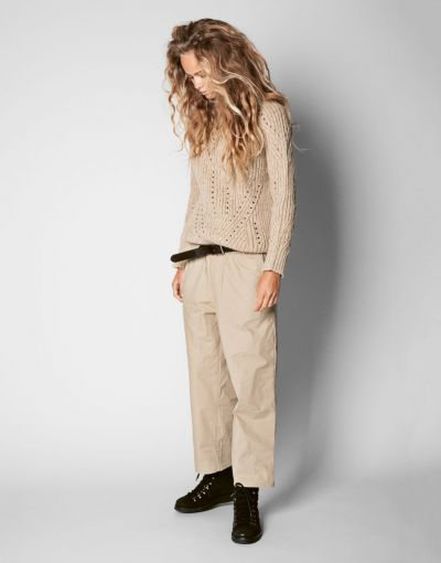 Aiayu pant beige