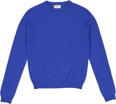 People's Republic of Cashmere Roundneck Azure