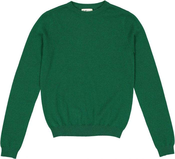 People's Republic of Cashmere Roundneck Basil