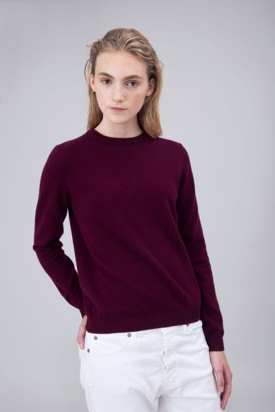 People's Republic of cashmere - Burgundy