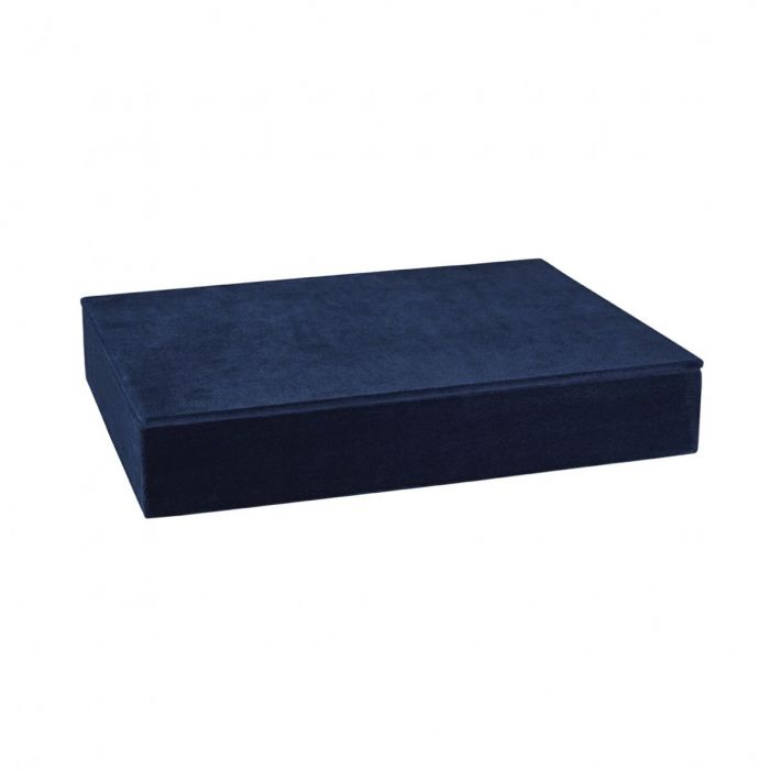 NTER Interios Dark blue box, velvet