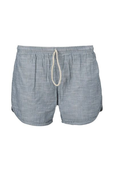 Aiayu shorts, striped
