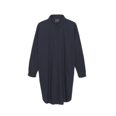 Aiayu Shirt Dress i navyblå