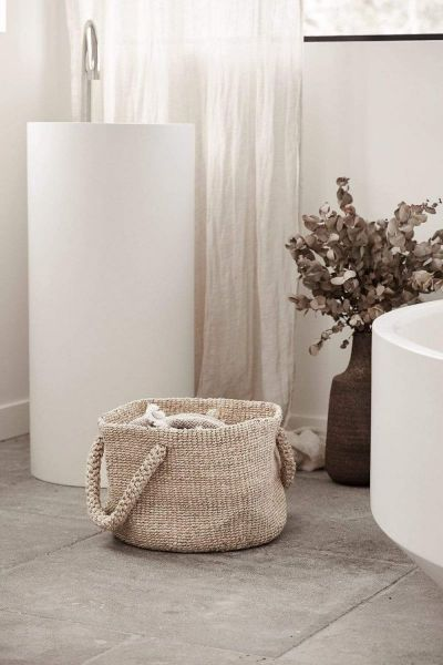 The Dharma Door - Seafarer basket small