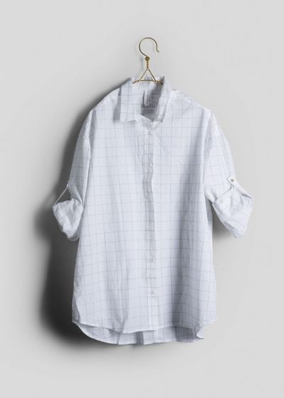 Aiayu - Checked shirt