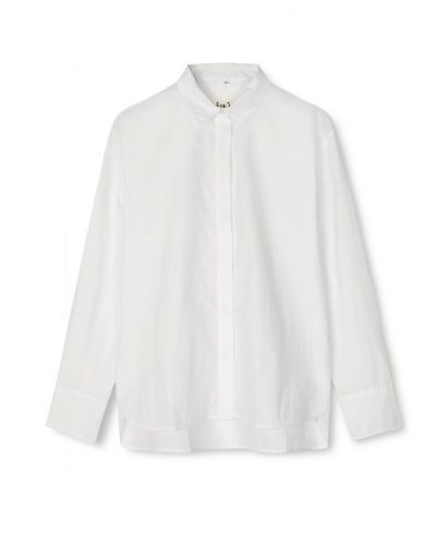 Aiayu - Mary shirt, white
