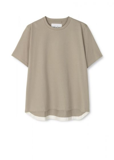 Aiayu - Short sleeve tee, Seagrass